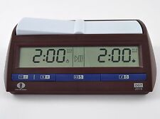DGT 2010 Digital Chess Game Timer, NIB