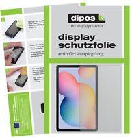 Schutzfolie für Samsung Galaxy Tab S6 Lite Display Folie matt Displayschutzfolie