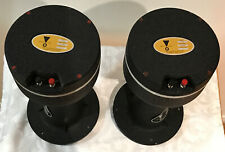JBL LE85, 8 ohm w/ H91 horns and all hardware (PAIR)