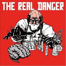 THE REAL DANGER - SELF TITLED LP colour vinyl, pop punk