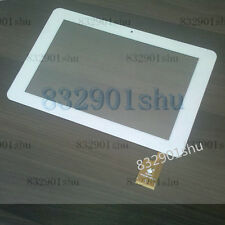 "10.1"" Sanei N10 AMPE A10 TPC0187VER1.0 Touch Screen Digitizer 263*172mm white"