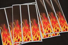 """15 - 4x1"""" Flames Arrow Wraps"""