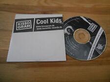 CD Metal Kissogram - Cool Kids Can't Die (3 Song) Promo EMI / LOUISVILLE cb