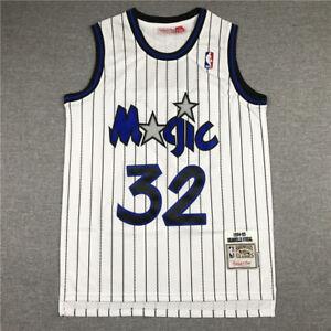 Shaquille O'Neal 32# Orlando Magic 1994-95 Classics Men's Swingman Jersey White