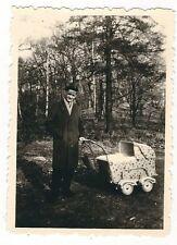 30/74 FOTO KINDERWAGEN TARN - FLECK