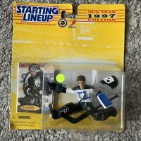 NIB 1997 Kenner Starting Lineup NHL Tampa Bay Lightning Daren Puppa Hockey Toy