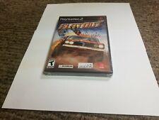 FlatOut (Sony PlayStation 2, 2005) new ps2