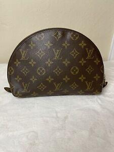 Authentic Louis Vuitton Demi Ronde Cosmetic Pouch #2