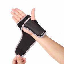 Handgelenkstütze mit stahlschiene für die Rechte hand