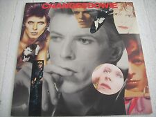 DAVID BOWIE / CHANGESBOWIE - 2 LP RYKODISC CLEAR VINYL rare