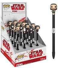 Star Wars The Last Jedi Episode 8 Rey Pen with Topper FUNKO