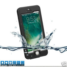 IPHONE 6s WATERPROOF SHOCKPROOF DIRT PROOF HARD CASE COVER FOR APPLE BLACK