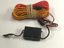 REALLY NICE GLOWWIRE ORANGE AND YELLOW HELICOPTER NIGHT FLYING GLOW WIRE KIT !!!