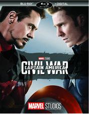 Captain America: Civil War [New Blu-ray] Ac-3/Dolby Digital, Dolby, Digital Th