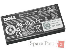 Original Dell PowerEdge r510 perc 5i 6i optativas batería batería BATTERY 0u8735 0nu209
