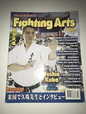 Classical Fighting Arts Volume 3 No. 4 (issue 54) Spring 2017 Karate