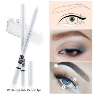 Smudge-proof Profile White Eyeliner Pencil Charming Eye Makeup Cosmetic
