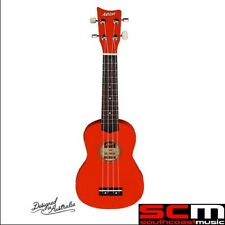 Ashton UKE160RD Ukulele with Uke Gig Bag Red Brand new with Warranty