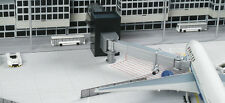 Herpa Wings 520416 Passenger Departure Gate 1/500 Scale Model Airport Accessory