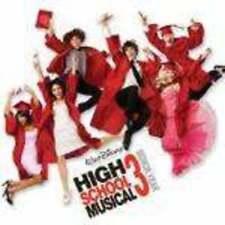NIP-Disney HSM High School Musical 2 & 3 Senior Year CD Board Game in Collectors