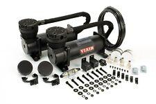 Viair 480C Dual Pack Compressor Free Shipping Stealth Black