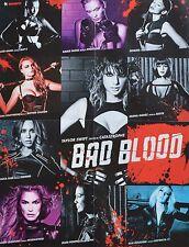 BAD BLOOD - A2 Poster (XL - 42 x 55 cm)- Film Selena Gomez Taylor Swift Clipping