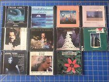 New Age Relaxation CD lot Ray Lync John Tesh David Lenz mannheim steamroller