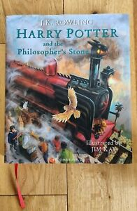 Harry potter and the philosopher's stone Hardback Book