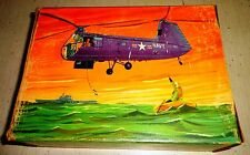 "VINTAGE(EARLY 50s)  HELICOPTERS FOR INDUSTRY: PIASECKI H-25 ""HUP"" ~1/48"