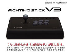 PS3 HORI Arcade Fighting Stick V3 Controller JAPAN HP359U real pro pad sony F/S