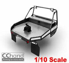 CC HAND METAL rear bucket for RC4WD 1/10 TF2 Mojave black