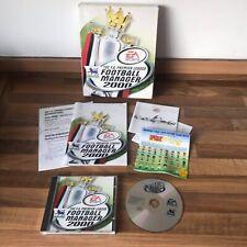 Retro EA Sports PC Spiel The F.A. Premier League Football Manager 2000 Big Box
