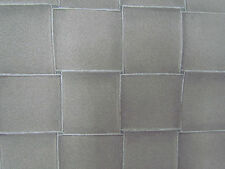 Wallpaper, Weave Design, Brown-Green Colour, Textured, Heavy Duty roll BNIB UN9