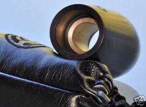 EBONY SLEEVED CLARINET BARREL /  UPGRADE 64mm + 66mm