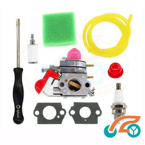 Carburetor Kit For Homelite MCCULLOCH MT 255 CLS Carburettor Air Filter Carby