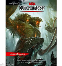 Dungeons & Dragons D&D Adventure Campaign Rage of Demons Out of the Abyss