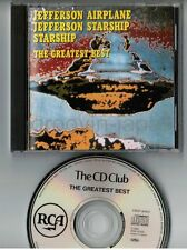 JEFFERSON AIRPLANE/JEFFERSON STARSHIP JAPAN MAIL ORDER-ONLY CD FBCP30453 Booklet