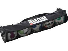 Derbystar Ballschlauch (5 Bälle) Ballsack Fußball Tasche Beutel Netz Teamsport