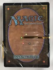MAGIC THE GATHERING WOTC 2016 NEW RIPPED WRAPPER DECKMASTER MTG PACK DECK