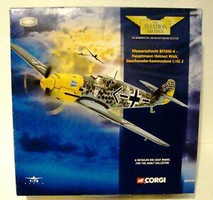 Corgi AA32102Messerschmitt Bf 109ELuftwaffe I./JG 2, Helmut Wick