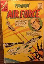 Fightin' Air Force #43 (1964) Charlton Comics Vg/Vg+