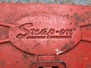 Old Snap On Tool Box Vintage