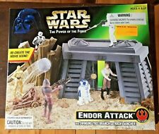 Star Wars The Power of the Force Endor Attack