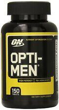 Optimum Nutrition OPTI-MEN MULTIVITAMINS 150 TABLETS