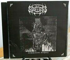 "SOULLESS (PROFANATION) ""Summoning Heresy"" (CD 2006) Mega Rare DEATH Demo #39/100"