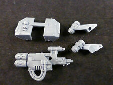40K Space Marine Land Raider pintle MONTATO Multi melta Set