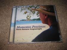 Momentos Preciosos by Flavio Romano Scognamiglio (CD, Apr-2007, Tratore Brasil)