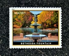 2019USA #5348 $25.50 Bethesda Fountain - Express Mail  -  Mint  NH