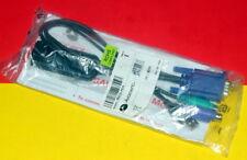 NEW Avocent DSAVIQ-PS2M P/N 520-438-501 KVM SIP POD Adapter Dongle