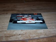 Photo  /  Photograph Jochen Mass McLAREN Ford M23 1977 //